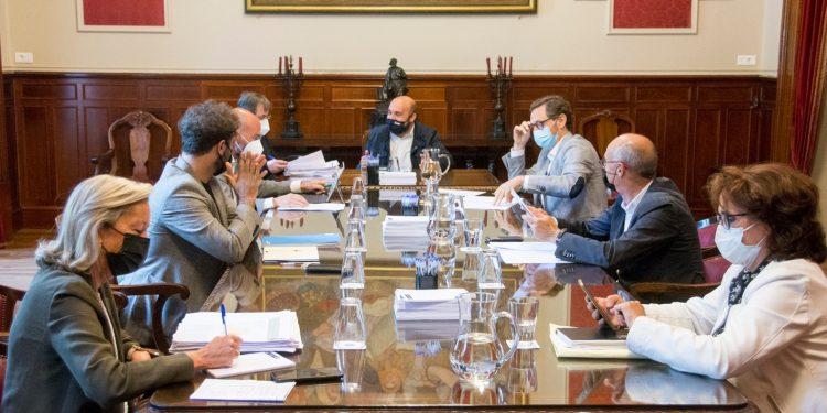 La comisión de Hacienda de A Coruña llega a un principio de acuerdo por el Presco   CONCELLO DE A CORUÑA