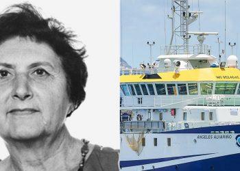En 2012 se botó este buque bajo el nombre de la científica ferrolana
