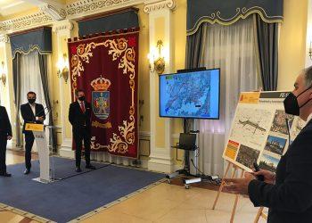 El proyecto se presentó oficialmente en el ayuntamiento de Ferrol