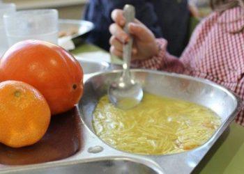 Se destinarán 283.000 euros a las becas de comedor