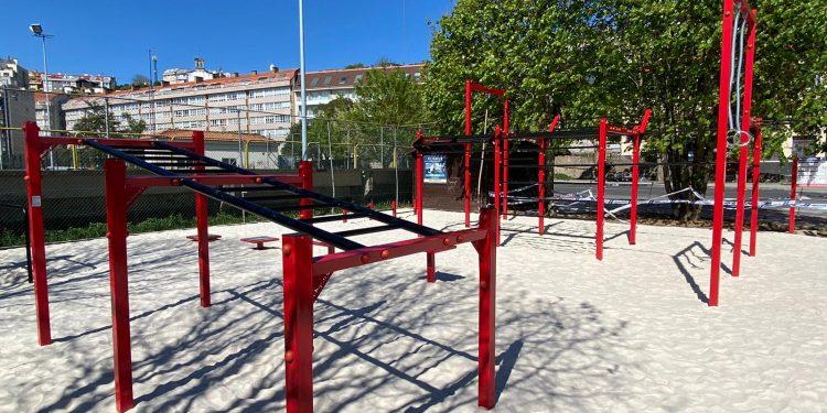 Así será el parque de calistenia que se instalará en el entorno del puerto