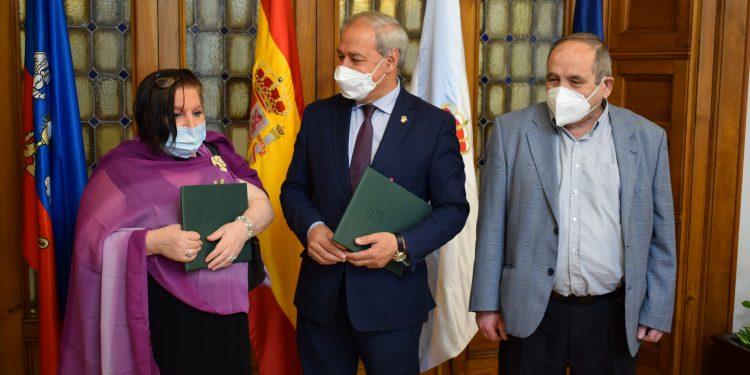 Firma del convenio. | DEPUTACIÓN DE LUGO