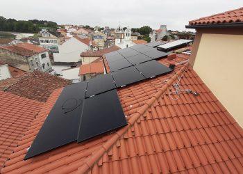 Paneles fotovoltaicos en Ares | CONCELLO DE ARES