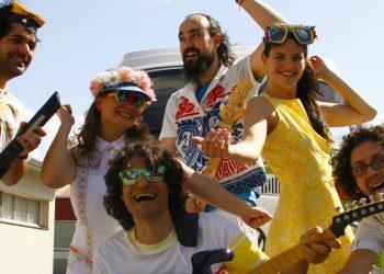 Xoán Curiel e a Banda do Verán