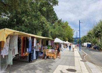 Feria de Santa Marta el pasado año