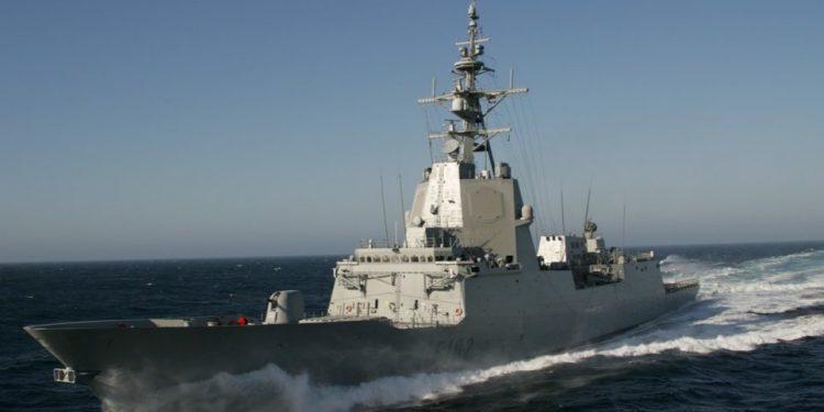 La Fragata Almirante Juan de Borbón regresa a Ferrol