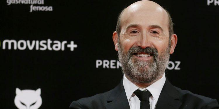 "Javier Cámara, protagonista de ""Rapa"""