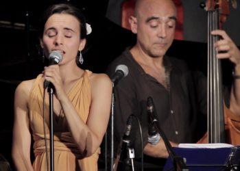 La trompetista, saxofonista y cantante de jazz catalana, Andrea Motis