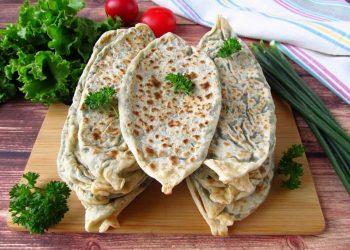 El plato armenio Zhingyalov hats que ofrece La Cándida