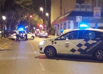 Control de la Policía Local de Lugo