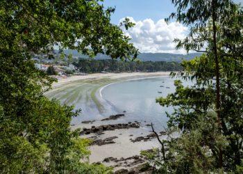Imagen de la playa de la Magdalena