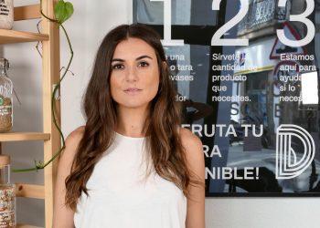 Lara Prendes, propietaria de 'Despensa 77' | CEDIDA