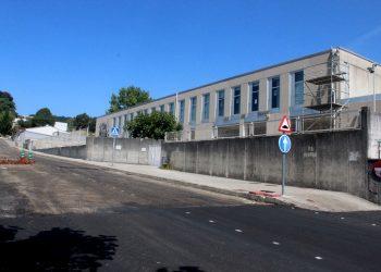 Mejora en la carretera del Instituto de Brión   AYUNTAMIENTO DE BRIÓN