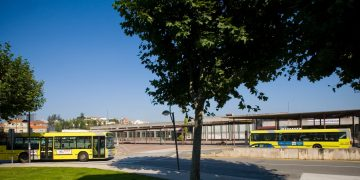 Imagen de archivo de la antigua estación de autobuses. | CONCELLO DE SANTIAGO