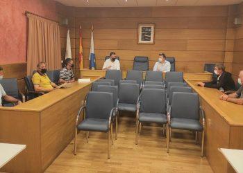 Valentín Gonzalez Formoso apoyó en Cariño las demandas de los pescadores deportivos, que se oponen a la norma de la Xunta | PSOE PROVINCIAL DE A CORUÑA