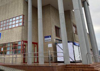Imagen del centro de salud de Vañdoviño