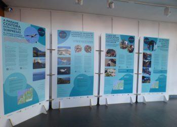 "Imagen de la muestra itinerante ""Valdoviño Mar"""