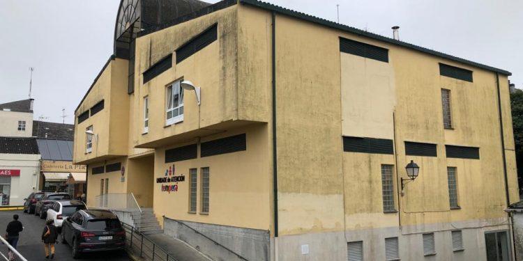 El edificio para el que el Concello pedirá la subvención.   CONCELLO DE VILALBA
