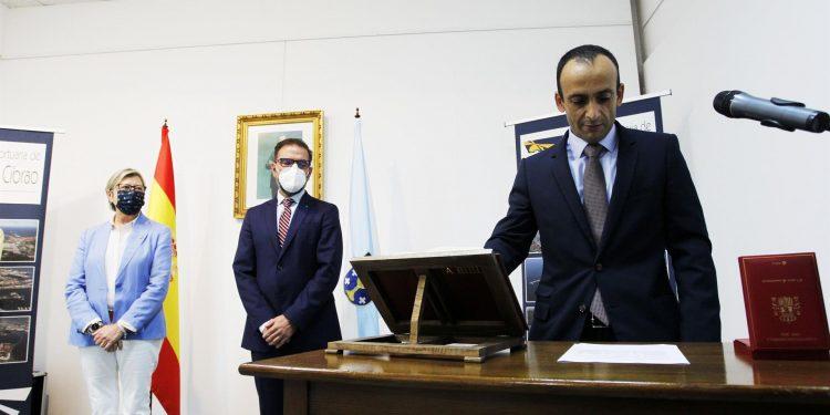 Toma de posesión de Francisco Barea como presidente de la Autoridad Portuaria de Ferrol   XUNTA