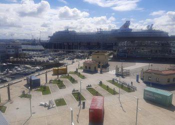 Crucero 'Mein Schiff 3'   AUTORIDAD PORTUARIA DE A CORUÑA
