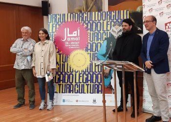 Presentación del Festival Amal | CONCELLO DE SANTIAGO