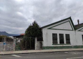 Algunos de los edificios se encuentran en estado de abandono