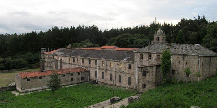 Monasterio de Santa Catalina, en Ares