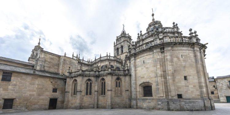Imagen de archivo de la Catedral de Lugo   CATEDRAL DE LUGO