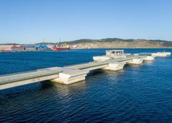 Imagen de archivo del puerto exterior de A Coruña | AUTORIDAD PORTUARIA