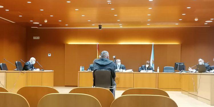 Un acusado de agredir sexualmente de su pareja declara en la sección primera de la Audiencia Provincial