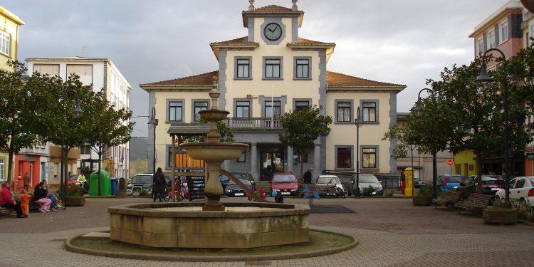 Imagen del juzgado de paz de Narón