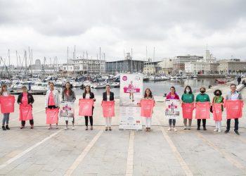 Presentación de la Carrera de la Mujer | CONCELLO DA CORUÑA